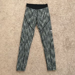 pattern nike leggings